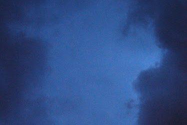 Editing the evening sky
