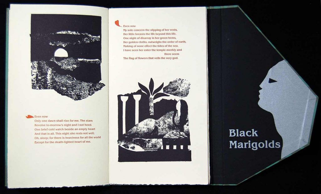 a literary analysis of black marigolds by e powys mathers Powys mathers was also keen on translating poetry - one of the most famous of his translations is his free verse translation of the poem caurapâñcâśikâ by john steinbeck quoted extensively from the black marigolds in his book cannery row the welsh poet vernon watkins thought that the black.