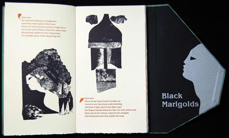"a literary analysis of black marigolds by e powys mathers A2 english literature - carol ann duffy rapture another favourite is e powys mathers' extraordinarily beautiful translation ""black marigolds."