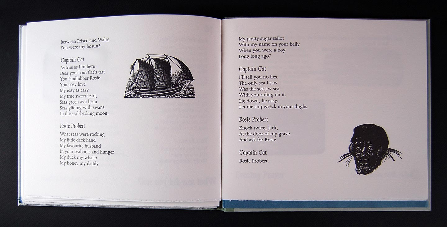 The Laugharne Poems | The Old Stile Press